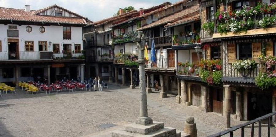 Turismo cultural en candelario salamanca casa rural for Cosas que ver en la alberca salamanca